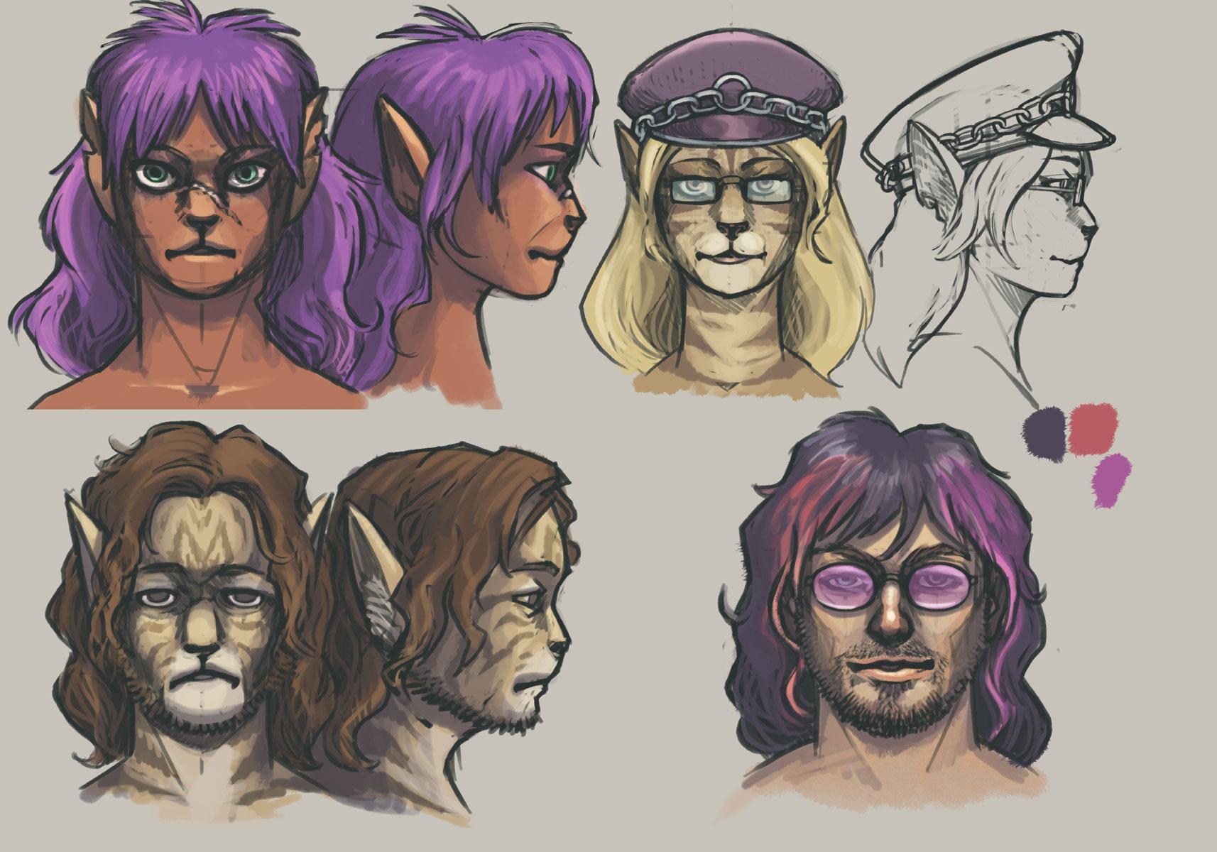 character-studies